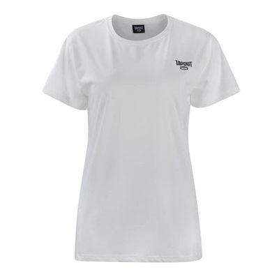 Tapout Crew, T-shirt damski, biały
