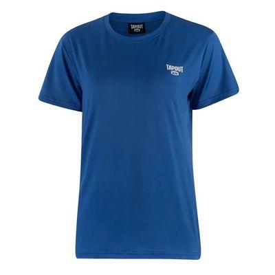 Tapout Crew, T-shirt damski, Royal