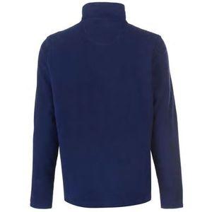 sweter granatowy widok z tyłu