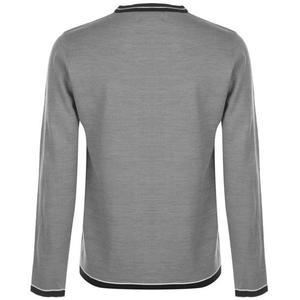 sweter męski widok z tyłu
