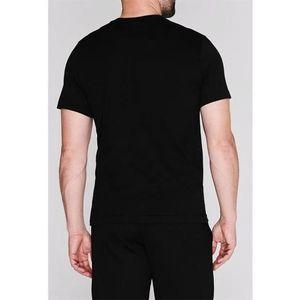 Reebok Vector, koszulka męska, czarna, Rozmiar M