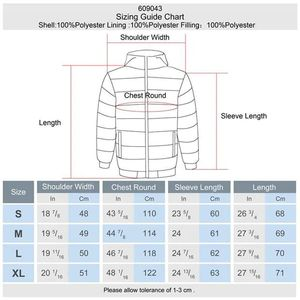 Tabela rozmiarów Lee Cooper