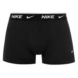 Nike bokserki czarne widok z przodu