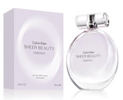 Calvin Klein Sheer Beauty Essence dla kobiet 100ml