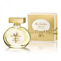 Antonio Banderas Her Golden Secret dla kobiet 80ml