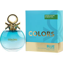 Benetton Colors for Her Blue dla kobiet 80ml