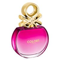 Benetton Colors for Her Pink dla kobiet 50ml