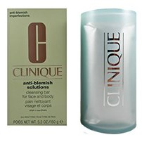 Clinique Anti-Blemish Solutions Cleansing Bar For Face And Body antybakteryjne mydło 150g