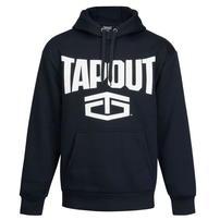 Tapout Large Logo bluza z kapturem, granatowa, Rozmiar XXL