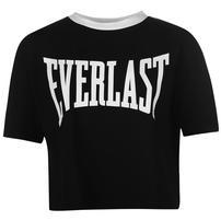 Everlast Boxy koszulka damska, czarna