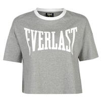 Everlast Boxy koszulka damska, szara