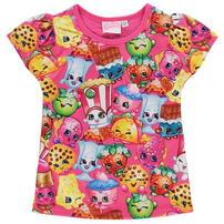Character Shopkins koszulka dla dziewczynki