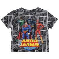 Character Sub koszulka dla chłopców, DC Comics