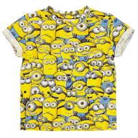 Character Sub koszulka dla chłopców, Minions