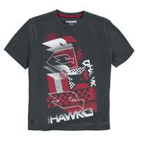 Tony Hawk Core koszulka dla chłopców, Węgiel drzewny