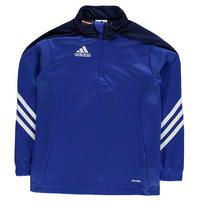 Adidas Sere 14 Zip bluza dla chłopca, ciemnoniebieska
