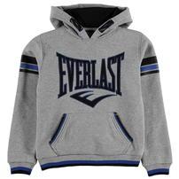 Everlast Large Logo OTH Hoody, bluza dla chłopców, szara