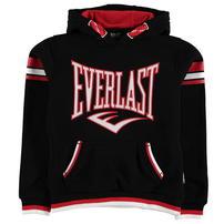 Everlast Large Logo OTH Hoody, bluza dla chłopców, czarna