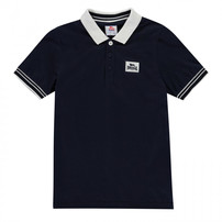 Lonsdale Jersey Polo koszulka dla chłopca, biała