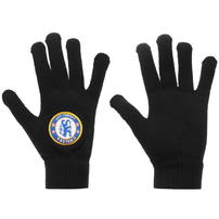 Team Knit Gloves, Chelsea