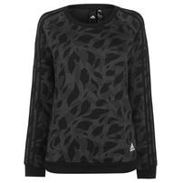 Adidas Cashmere, bluza damska, czarno-szara