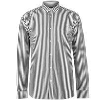 Pierre Cardin Bold Stripe koszula z długim rękawem, męska, czarno-biała