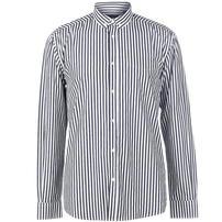 Pierre Cardin Bold Stripe koszula z długim rękawem, męska, granatowo-biała