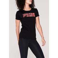 Puma Big Logo QT, koszulka damska, czarna