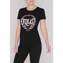 Everlast Graphic, koszulka damska, czarna