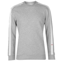 Calvin Klein 1981, bluza męska, szara, Rozmiar XL