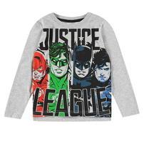 Character Justice League, bluzka dla chłopców
