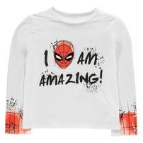 Character bluzka dla chłopców, Spiderman