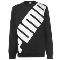 Puma Big Logo, bluza męska, czarna