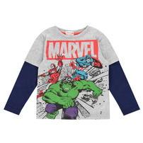 Character, bluzka dla chłopców, Marvel