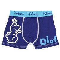 Character, bokserki dla chłopca, Disney Olaf